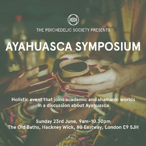 Report: Ayahuasca Symposium UK | Chacruna
