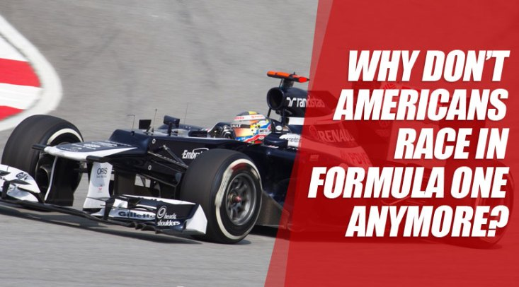 Why don't Americans race in Formula One anymore?