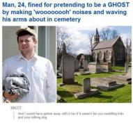 funny-ghost-making-noises-waving-cemetery