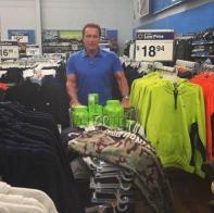 best-damn-photos-arnold-walmart-shopping