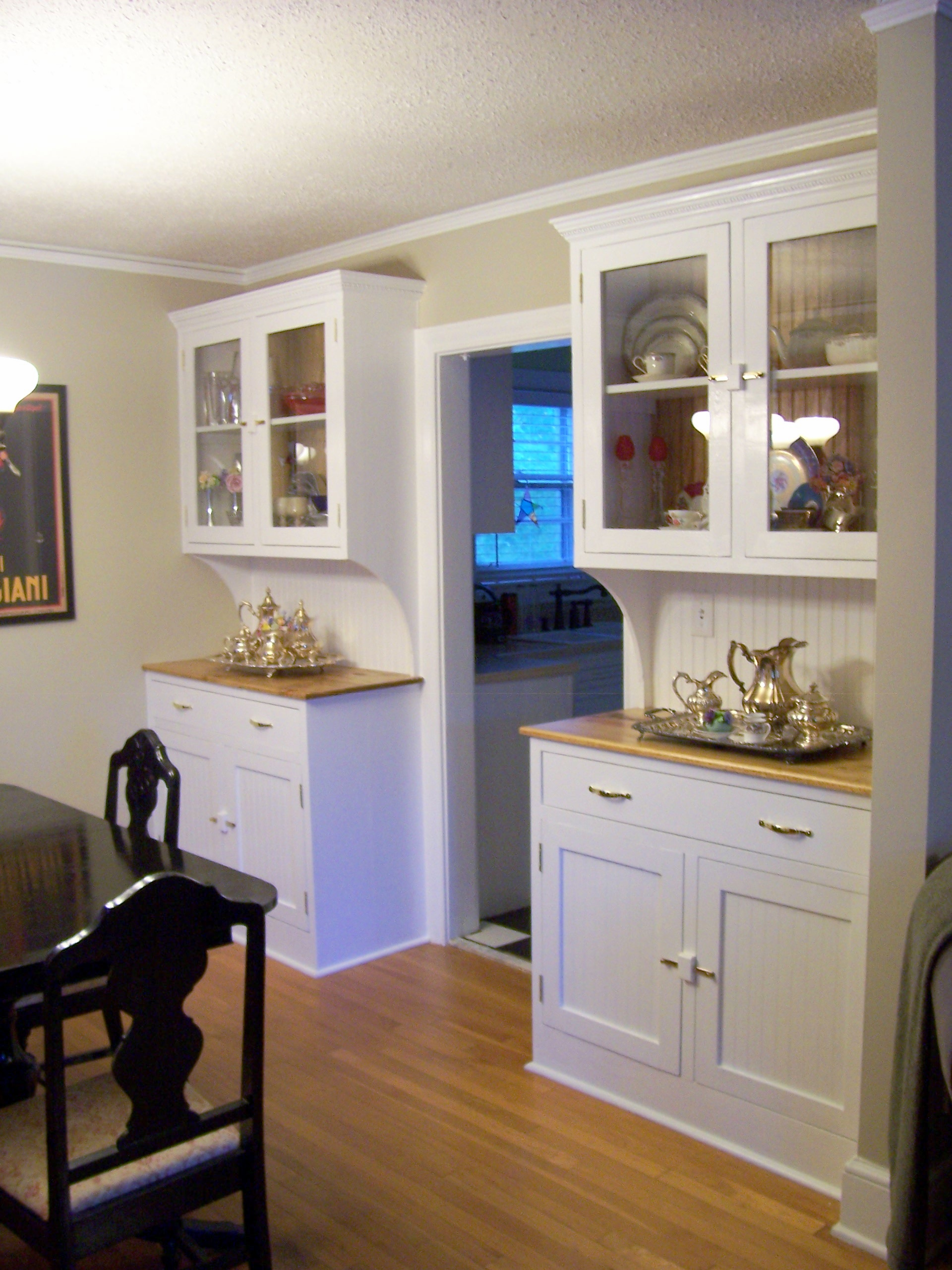Dining Room Builtins  Chad Chandler