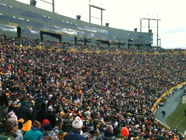 Packers-Crowd