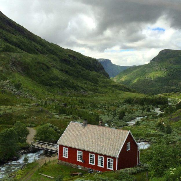 Norway-mountains