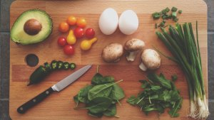 Food Prep As Therapy