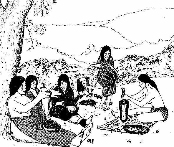 Family, Women, and Children and Gender Roles in the Lenape