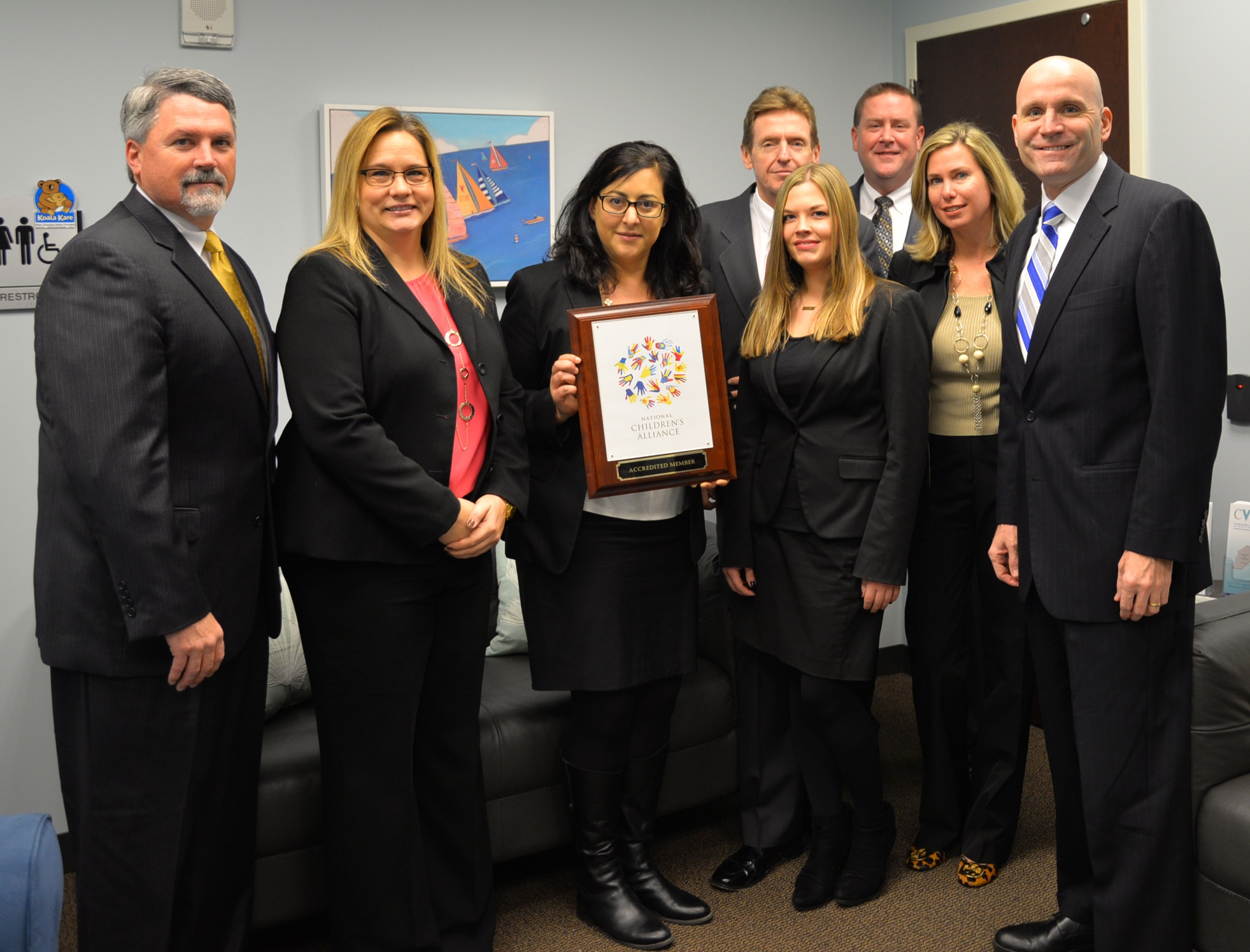 Child Advocacy Center earns reaccreditation  Chadds Ford Live