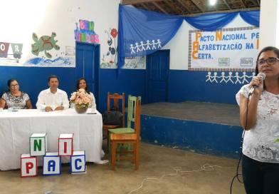 Chã de Alegria adota o Projeto PNAIC