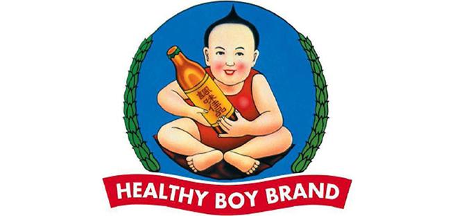 Healthy Boy Logo