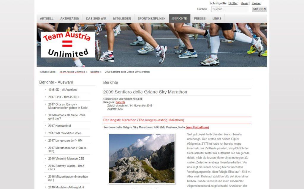 Team Austria Unlimited