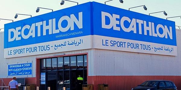 العمل في متاجر Decathlon