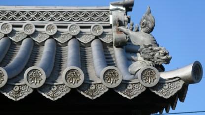 Gables of Shunkō-in
