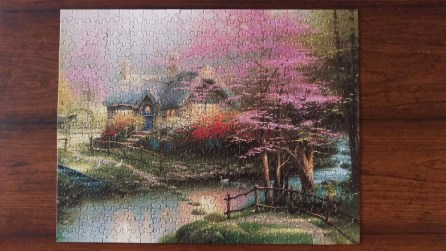 Stepping Stone Cottage (500 pc)