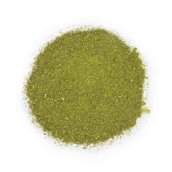 Chá Verde em Pó | Ayama