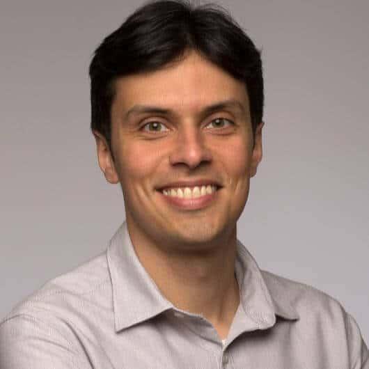 Retrato do Bruno Pimenta, responsável por Marketing e Tecnologia no Chá Dō.