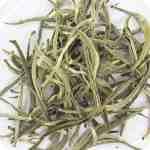 Folhas de chá branco