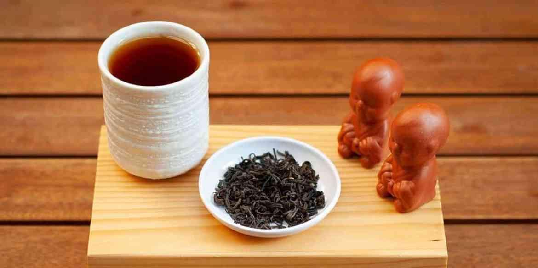 Chá Preto Orgânico do Sítio Shimada