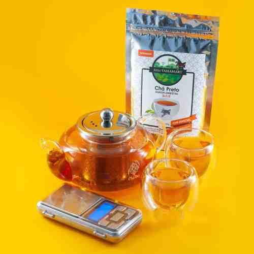 Kit Tea Lover + Chá Preto Sítio Yamamaru