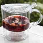 Handy Brew Tea Maker com infusão de tisana