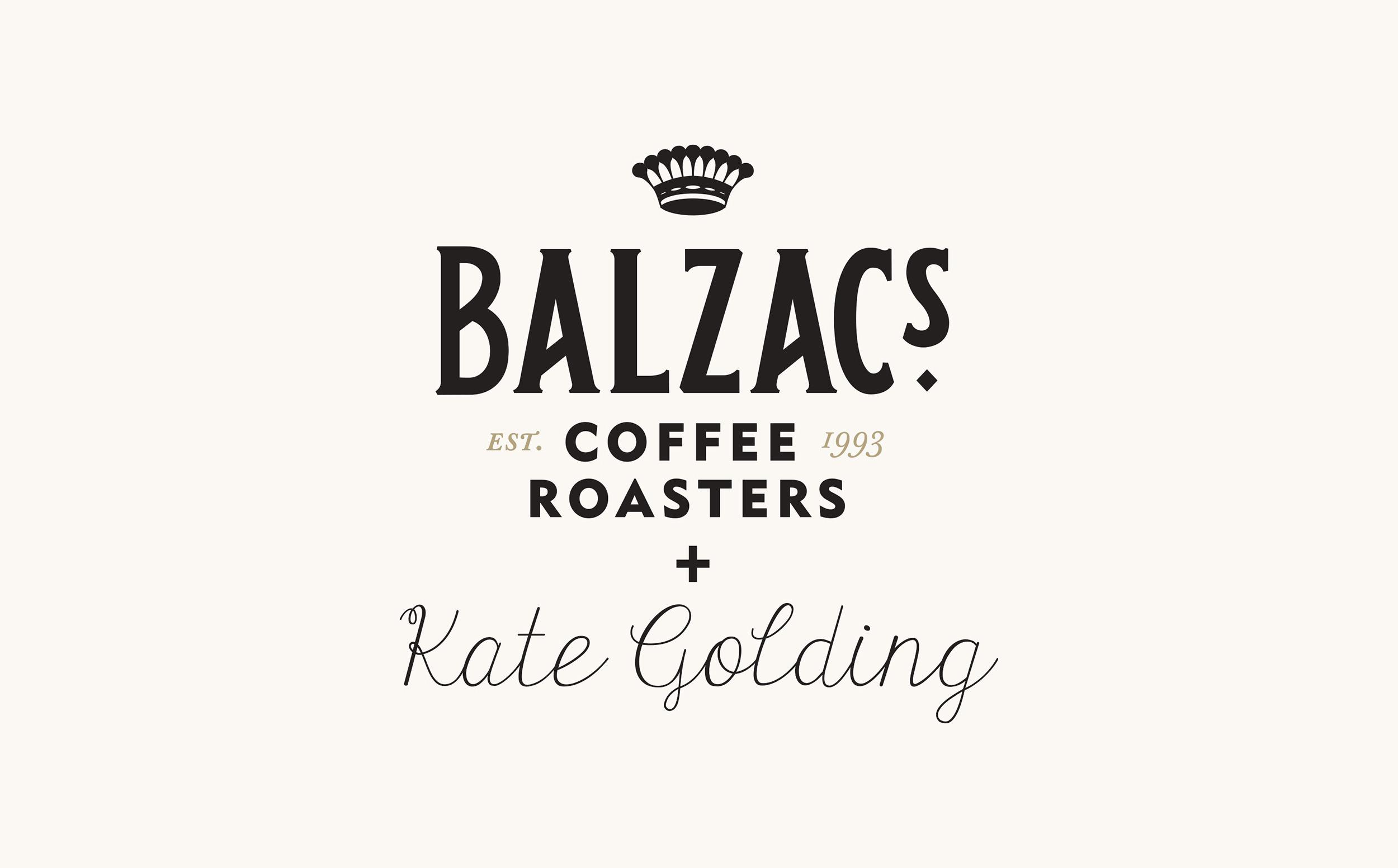 Chad Roberts Design Ltd. Balzac's Coffee Roasters Merchandise Design