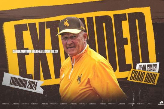 Wyoming Gives Bohl One Year Extension