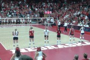 Huskers Rise, Bluejays Fall In Latest AVCA Poll