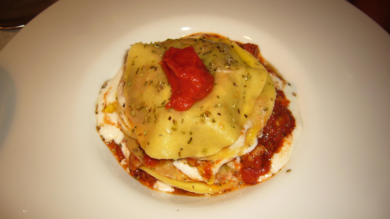 Little lasagna, BIG taste
