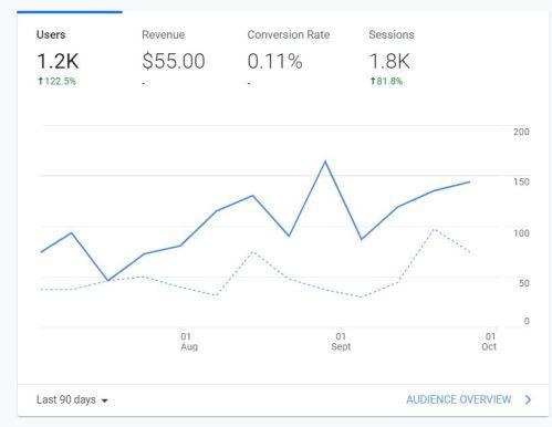 client seo analytics