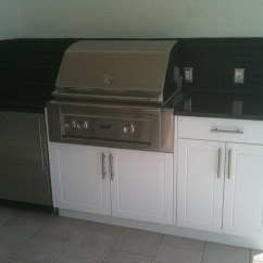 Outdoor Kitchen Cabinets Polymer Macy's Towels Chadwick Kitchens Naples Fl Appliances Tips And Review Trends Backyard