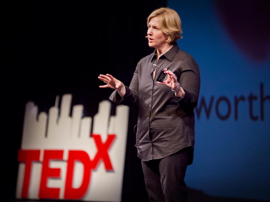 The Power of Vulnerability (TED Talk by Brene Brown)