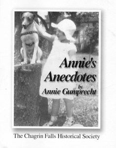 Annie's Anecdotes
