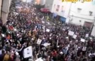 مسيرات 11 دجنبر 2011 لحركة 20 فبراير بالمغرب