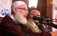 """الأستاذ محمد عبادي في افتتاح """"مقدس"""" الجزء 1"""