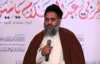 مولاي عمر بنحماد: لنا جميعا حظ في الشيخ عبد السلام ياسين رحمه الله