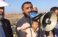 زيارة قبر الشهيد كمال عماري في الذكرى الثالثة لاستشهاده