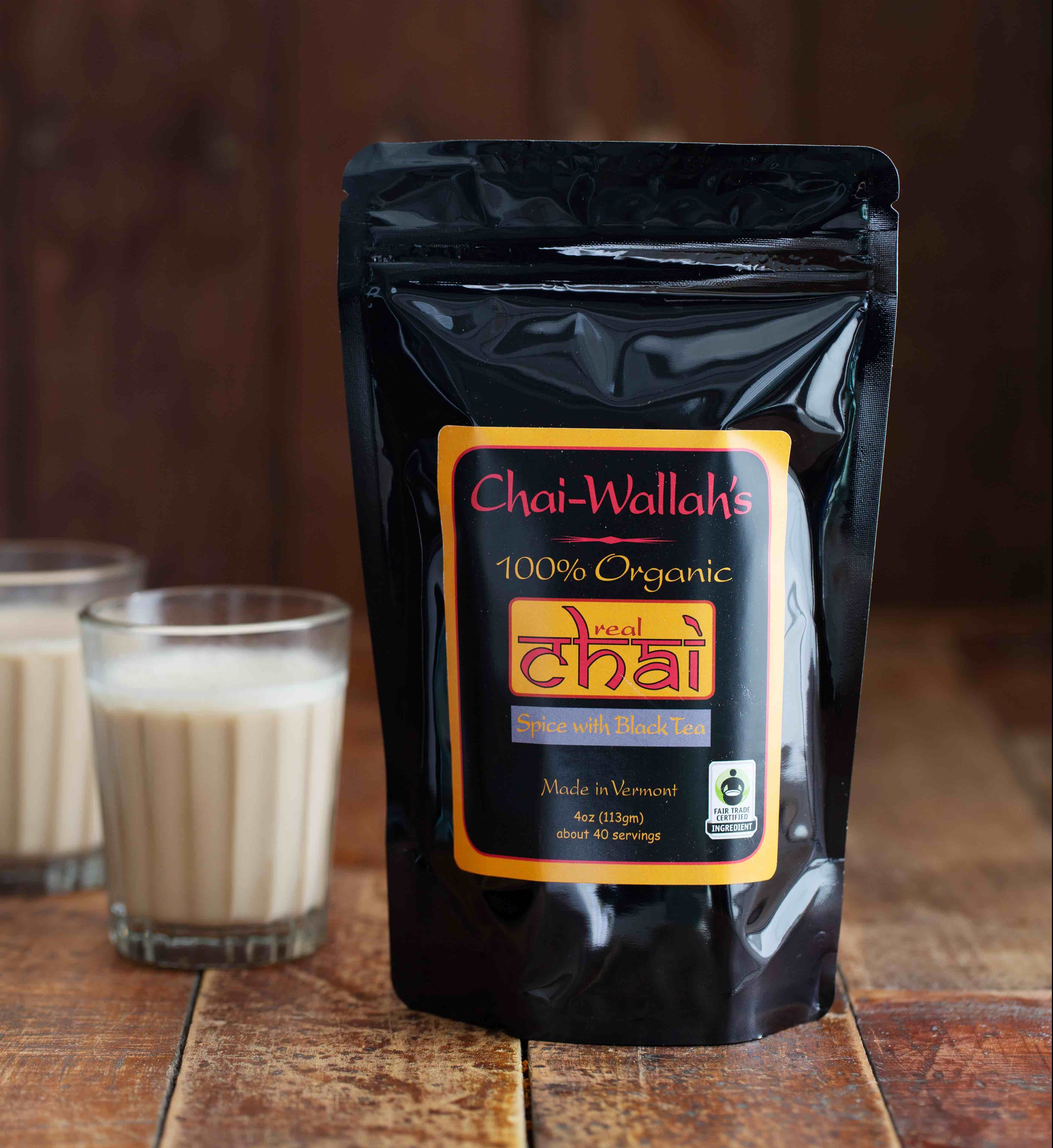 Organic Assam Chai (black tea)