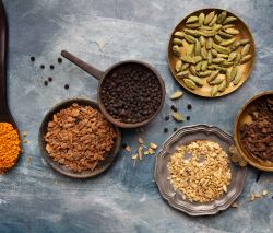 Spices With Turmeric