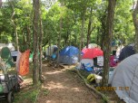 Tent land
