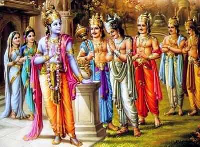 Telugu Kids Moral Story - How Krishna Suppressed Dharmarajas Ego
