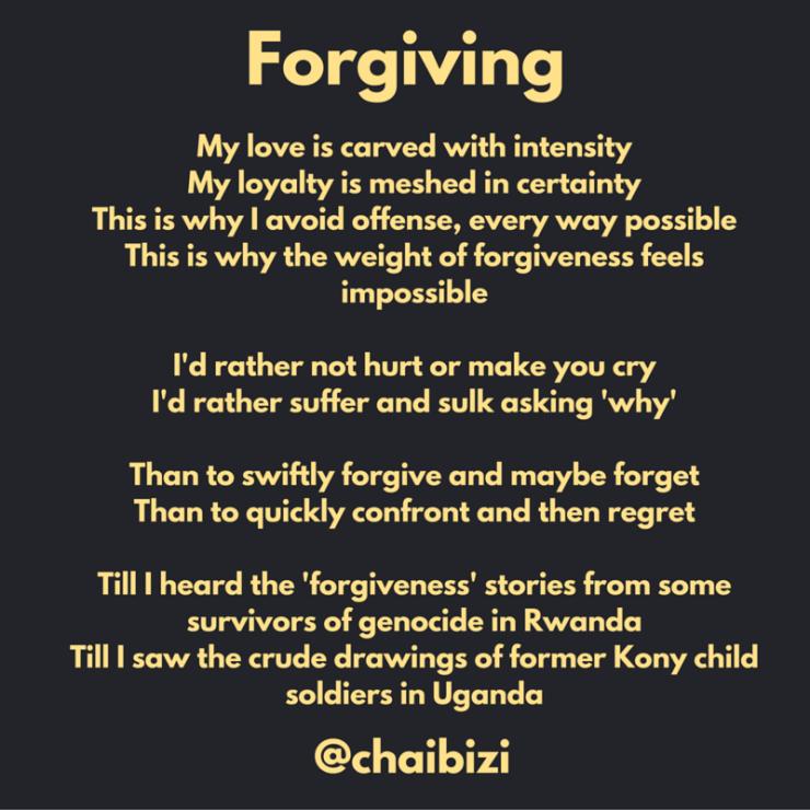 forgiving 4