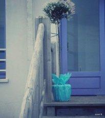 montee-descalier-en-bleu