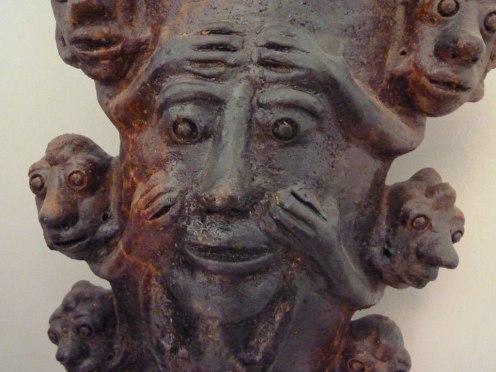 Séni Camara, potière en Casamance
