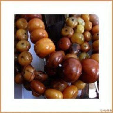 colliers d'ambre