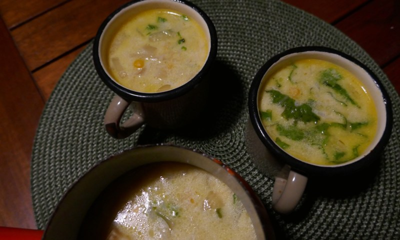 IMG 3511 - Comme une envie de soupe au crevettes...