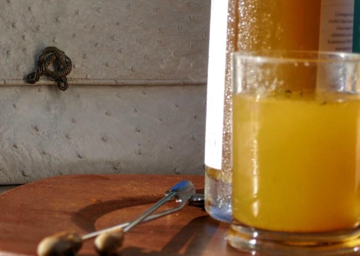 liqueur de verveine citronelle maison