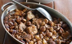 porc aux marrons