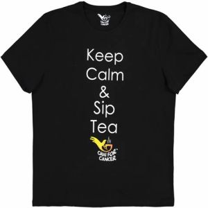 Keep calm and sip tea T Shirt