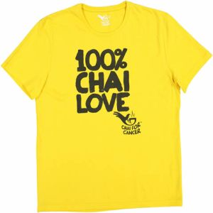 100pc Chai love T shirt