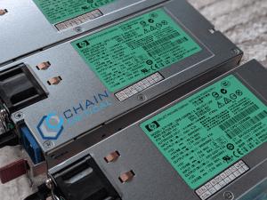 HP 1200 Watt Server Power Supply