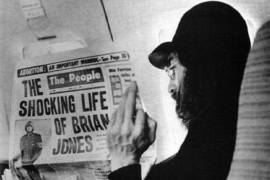 The Shocking Life Of Brian Jones