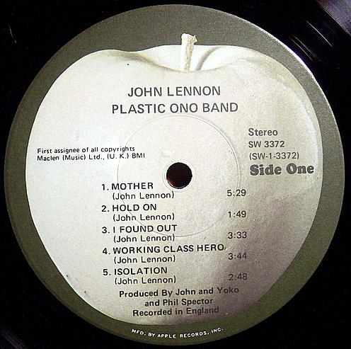 Plastic Ono record label
